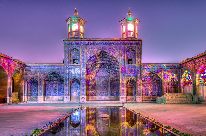 Der Iran als attraktives Reiseland