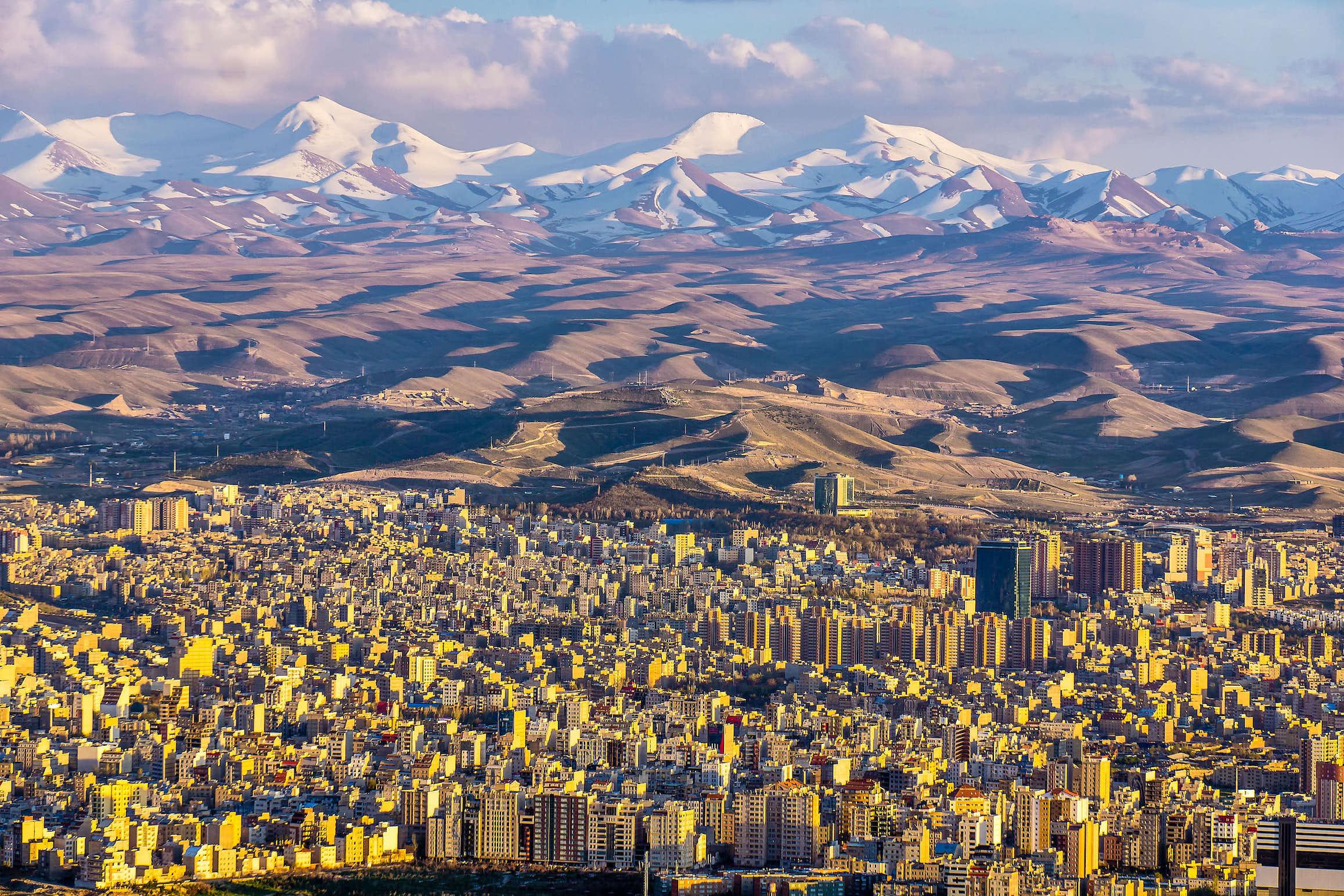 Unvergessliche Iranreisen Rundreise Nordwesten Des Iran Kaspisches Meer