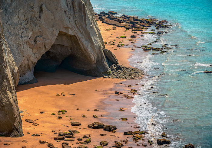 Hengam Island, Hangam Island, Beach, Qeshm