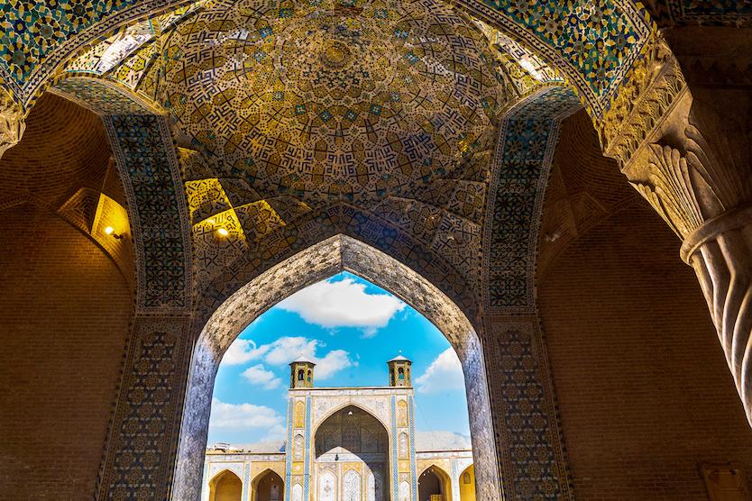 Vakil Mosque, Shiraz; Iran